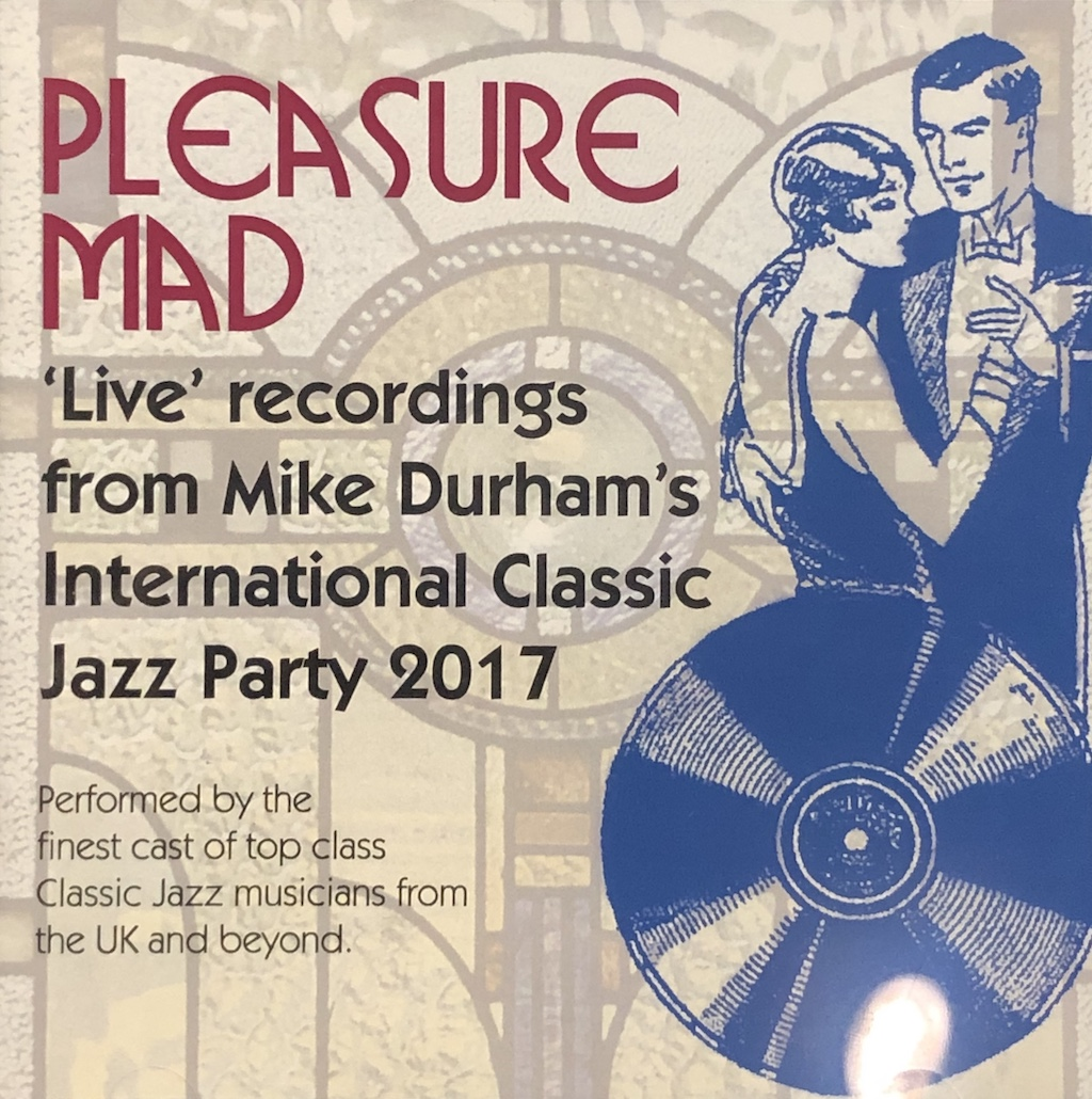 591a902f2 Various: Mike Durham's International Classic Jazz Party 2017   Jazz ...