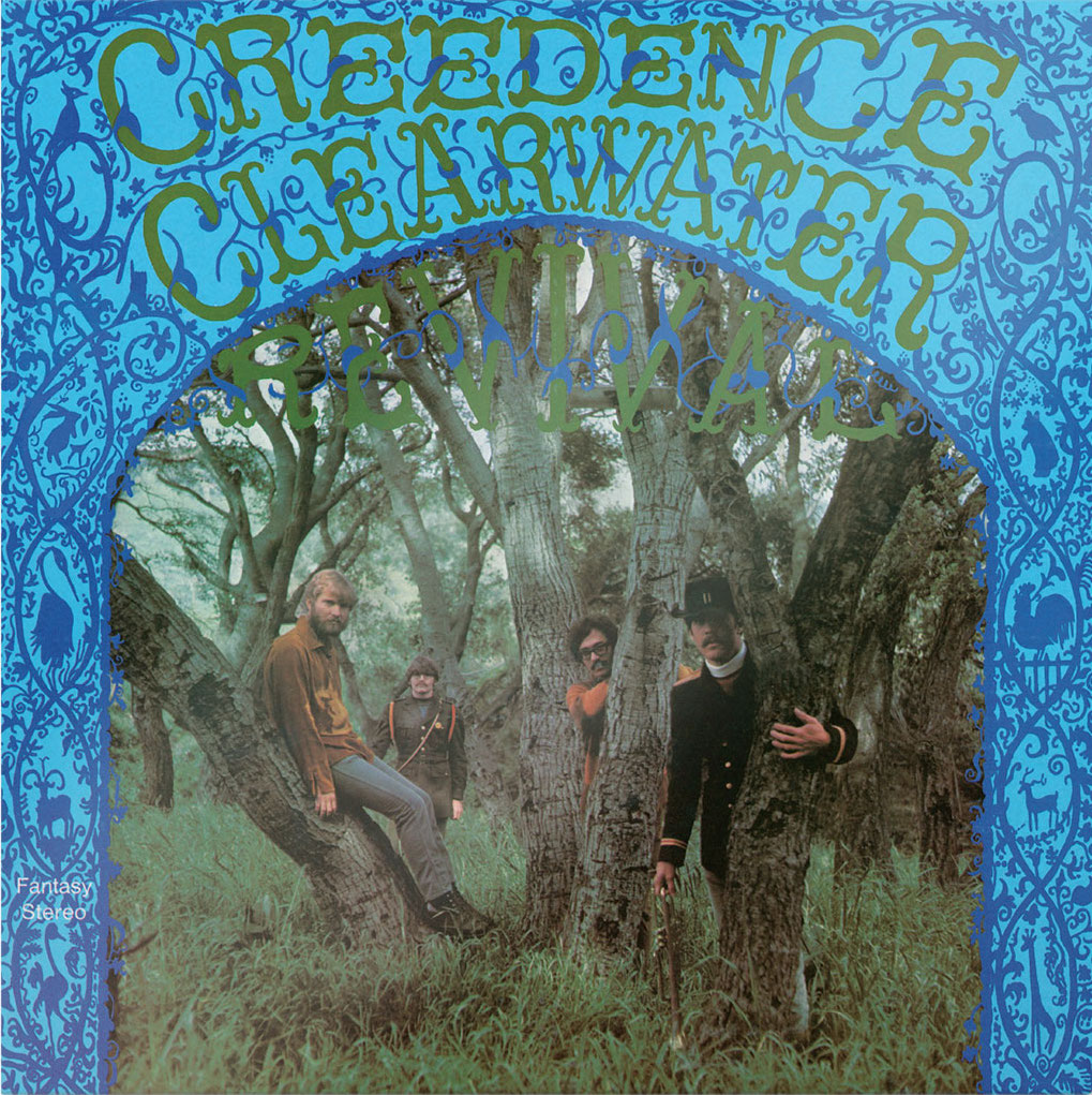 Creedence Clearwater Revival: Creedence Clearwater Revival/Bayou