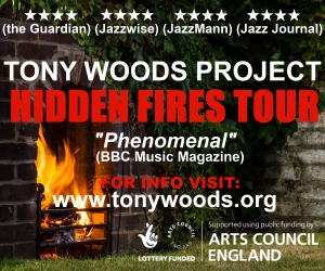 Tony Woods tours