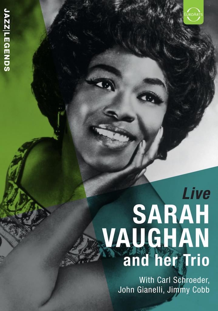 Sarah Vaughan: Live | Jazz Journal