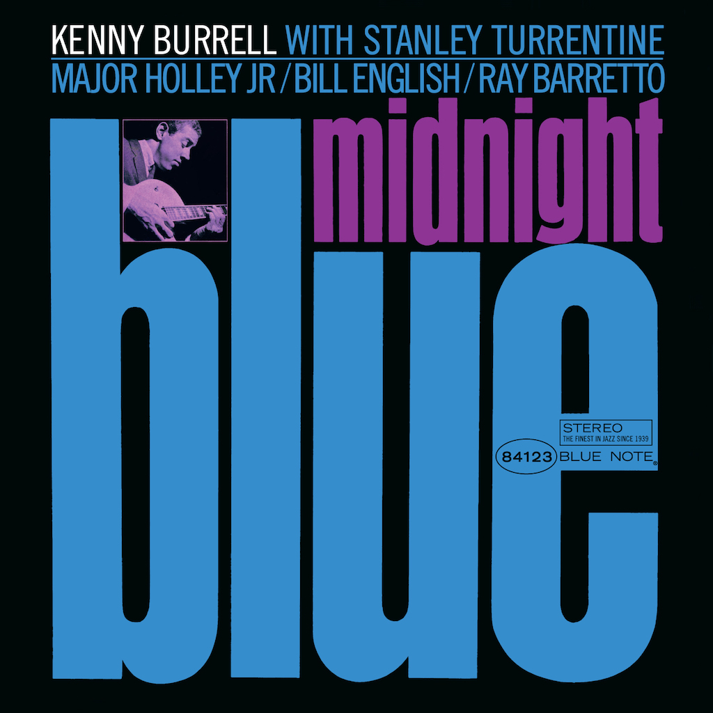 Kenny Burrell: Midnight Blue | Jazz Journal