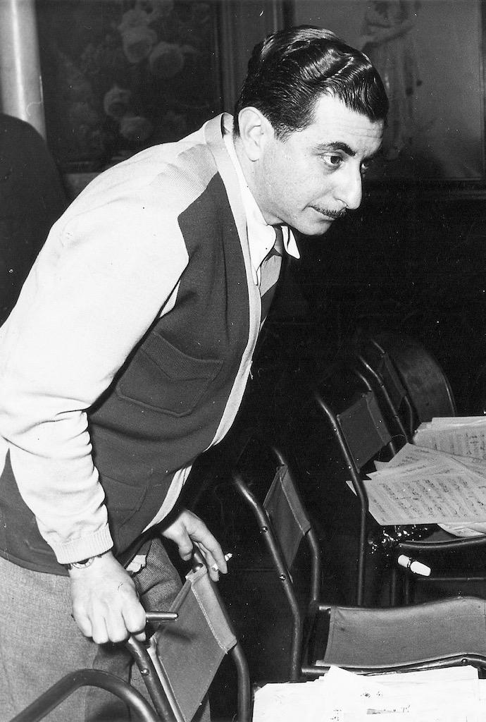 Vic Lewis, 1948