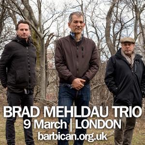 Brad Mehldau Barbican 2020